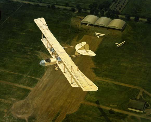Curtis bomber